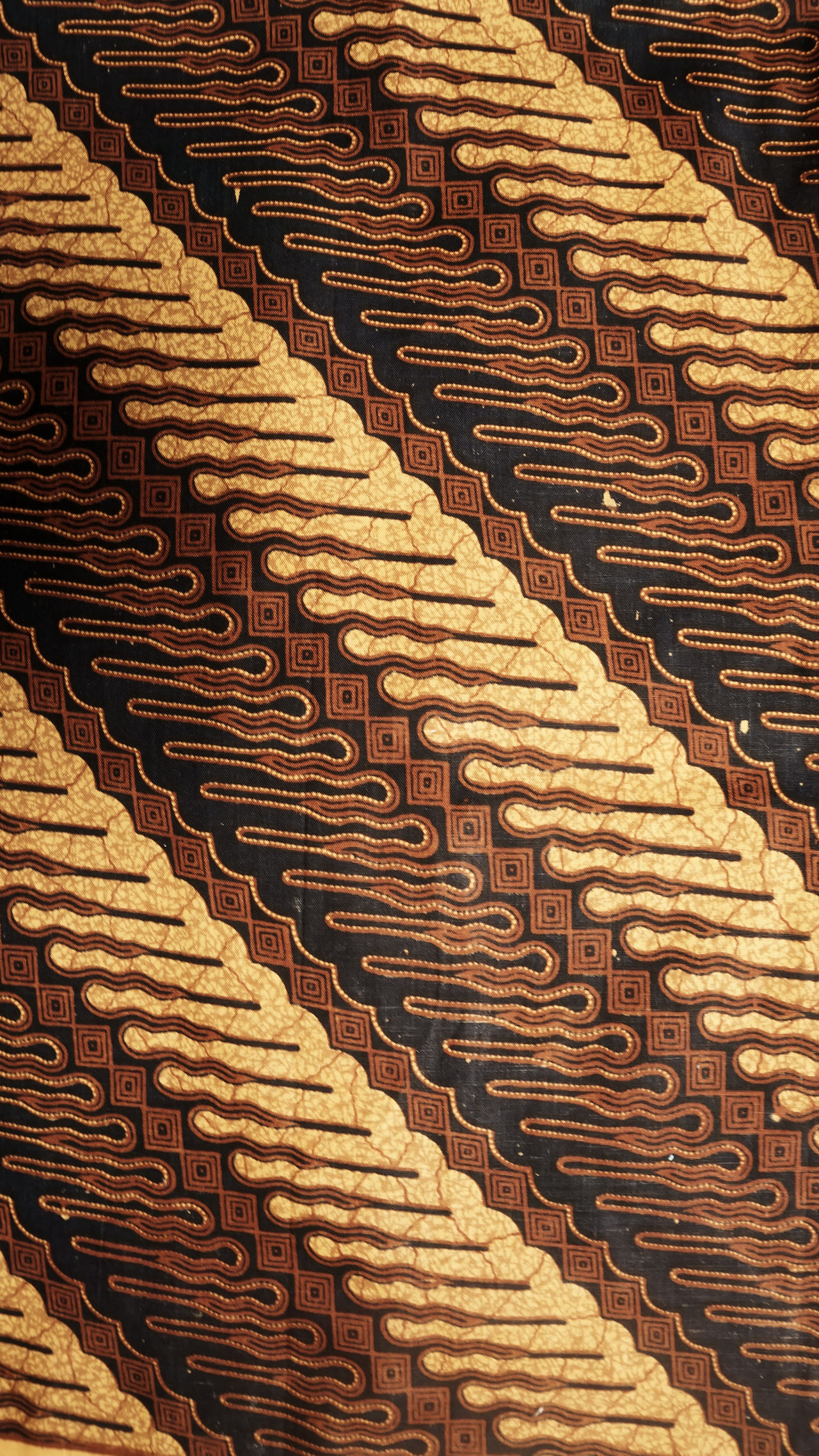 pattern of batik Artistic Backgrounds Close-up Day Design Fabrick Full Frame Indoors  No People Pattern Seamless Pattern Textile Textured  Woven