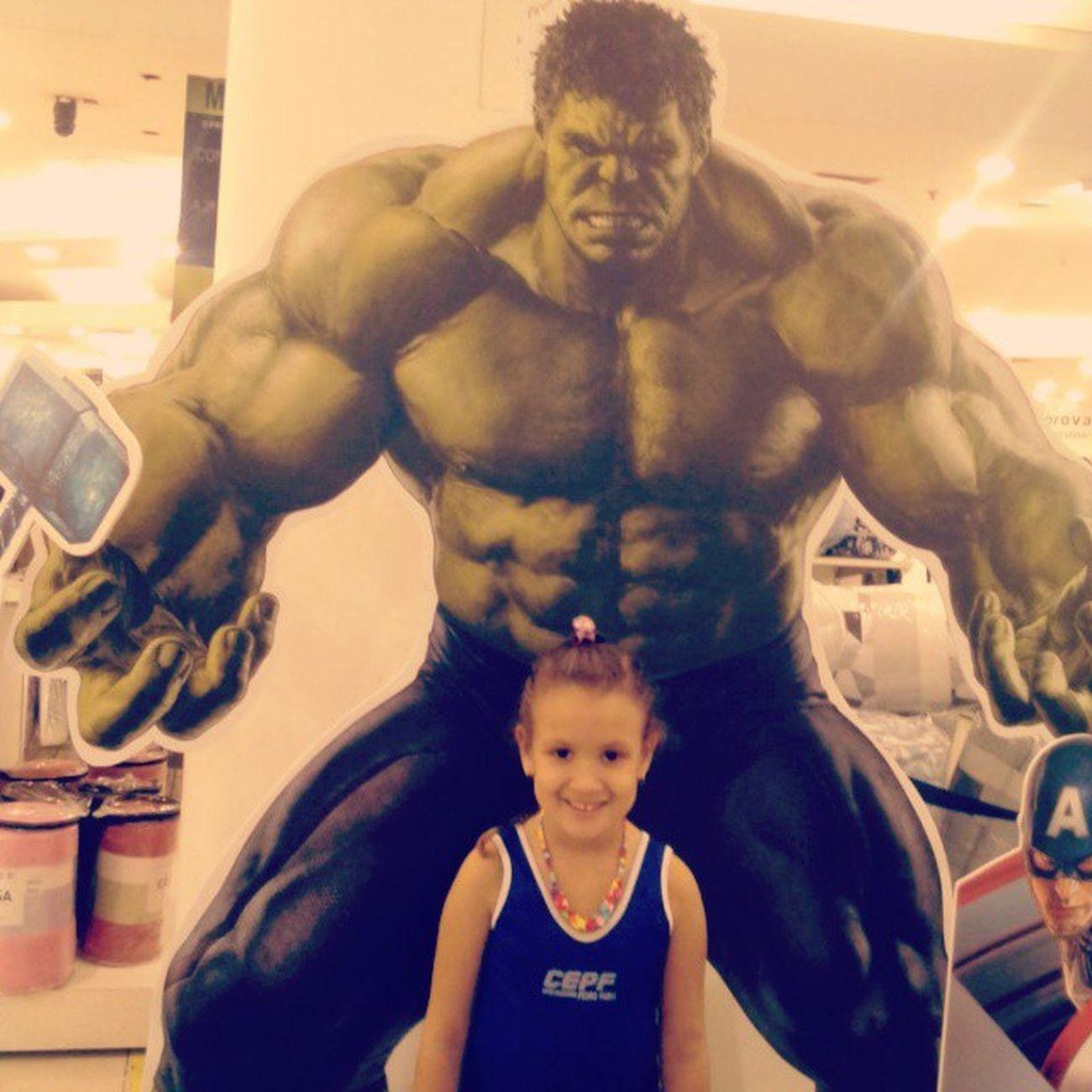 Gosta muito! Avengersageofultron Bigguy Hulk