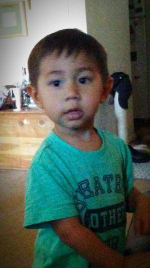 Grandson I❤you Apple Of My Eye Tyler Torn Bugaboo My Bugaboo No!MY Bugaboo!!!