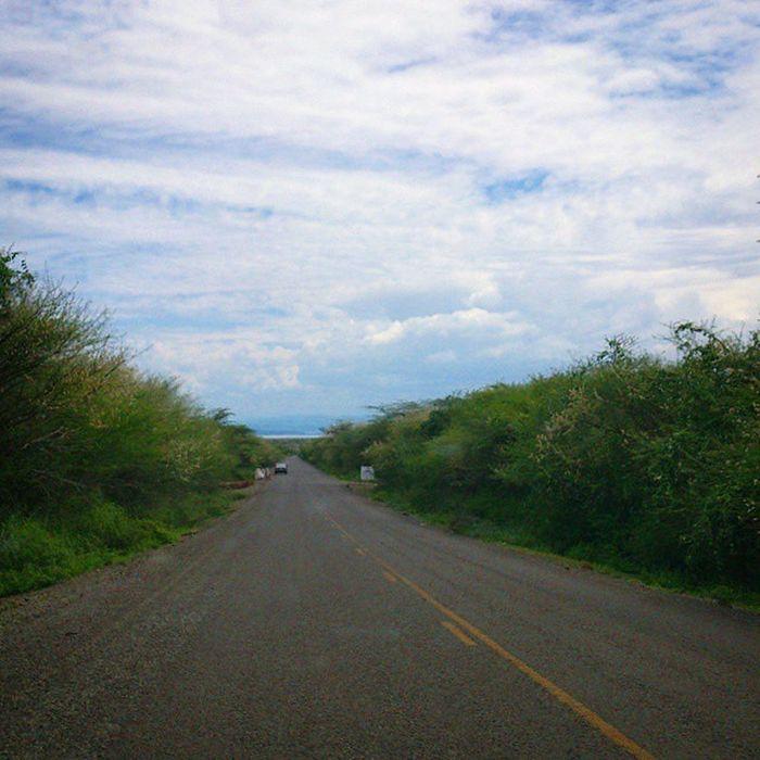 Road trip on this lovely long unending road Kabarnet , Baringo county IgersKenya , Vscocam VSCO igkenya