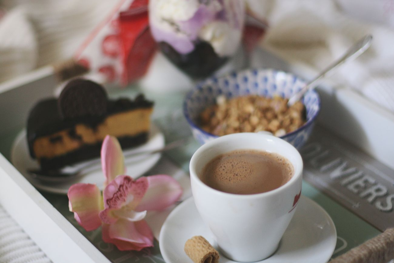 Счастье, что ты проснулся и живешь по-настоящему. Sweetmorning Breakfastinbed CoffeTime
