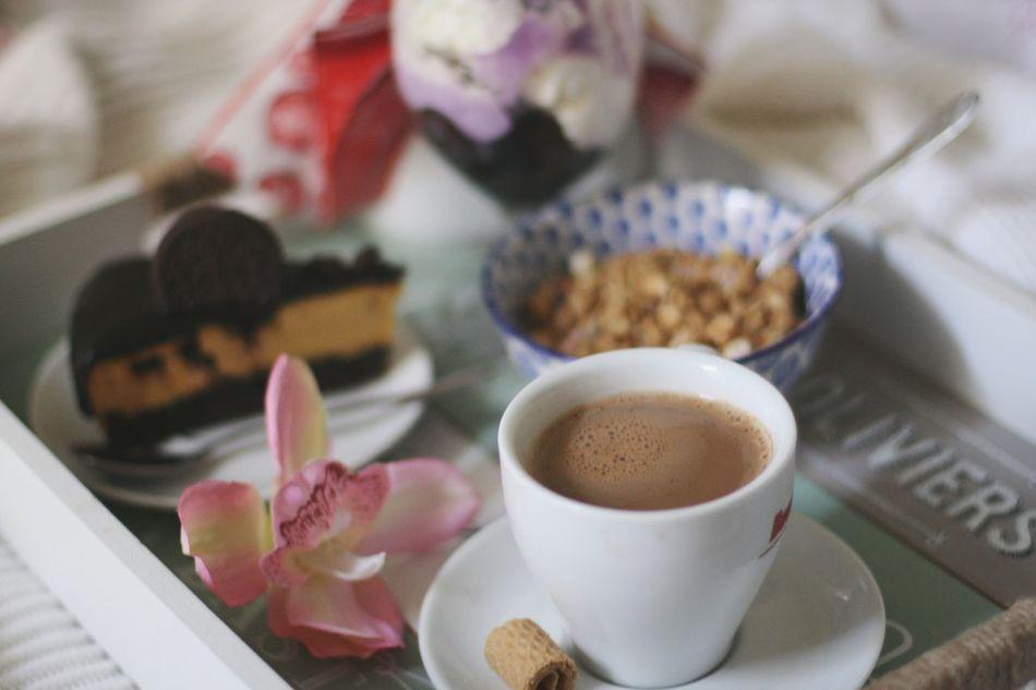 Счастье, что ты проснулся и живешь по-настоящему. Sweetmorning Breakfastinbed CoffeTime