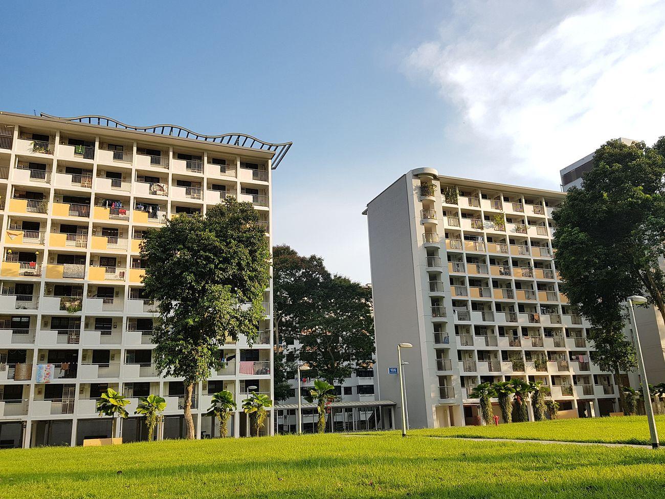 Flats Architecture Sg_architecture Commonwealth Singapore