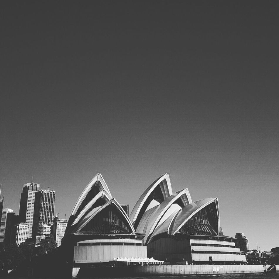 Operahousesydney Summer Trip Beautiful Art Artchetecture_collection Built Structure City Travel Destinations Enjoying Life Sydney, Australia Architecture Building Exterior Day