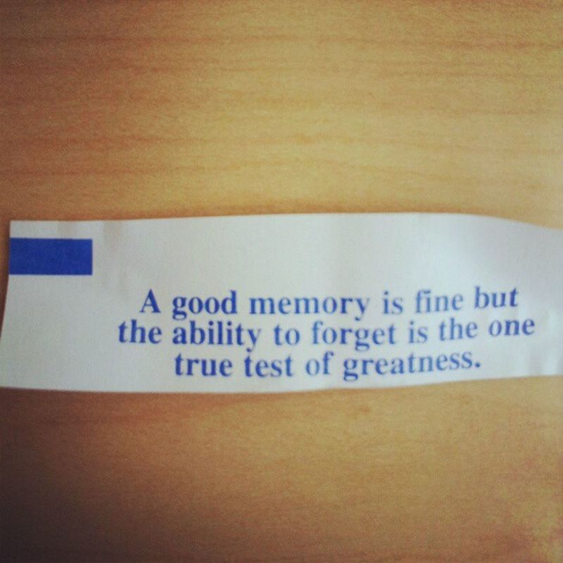 My fortune? Fortunecookie