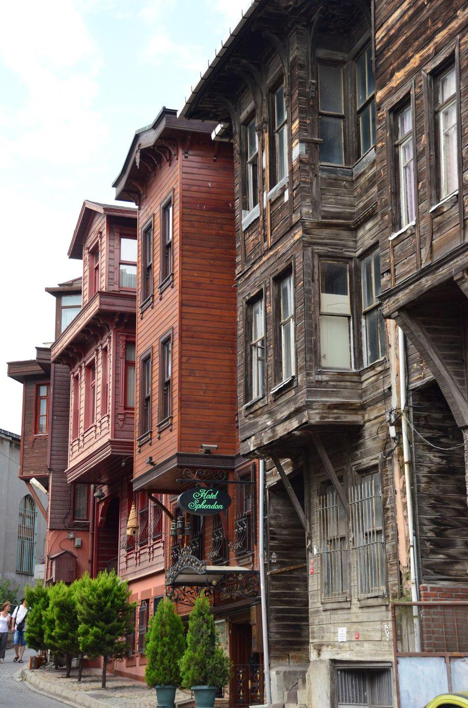 Old Buildings Wooden Building Wooden Buildings Konaklar Ahşap Evler Istanbul