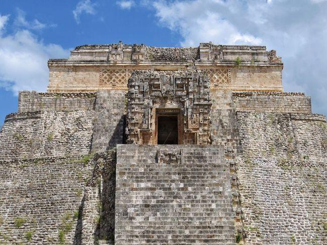 UXMAL, Mayan ruins located in the peninsula of Yucatán. Mexico. Uxmal Mexico Yucatan Mexico Yúcatan Architecture History Mayan Ruins Travel Destinations Travel Photography Travelgram Tourism Wanderlust EyeEm Best Shots Eye4photography  EyeEm Gallery