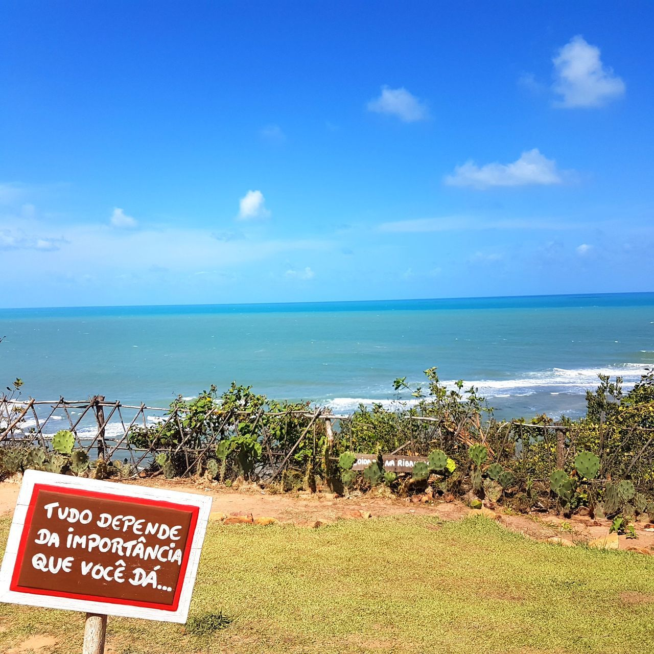 Text Sea Beach Horizon Over Water Sky Day Message Cloud - Sky Water No People Sand Outdoors Beauty In Nature Nature Price Tag Summer Summertime Inspirations Inspirational Inspire PipaRN Rio Grande Do Norte, Brasil Pipa Nature Brasil ♥ Live For The Story