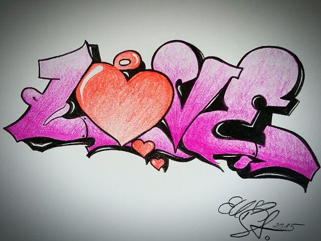 Drwing GraphitePencil Grafiti Art Art, Drawing, Creativity Love Colors