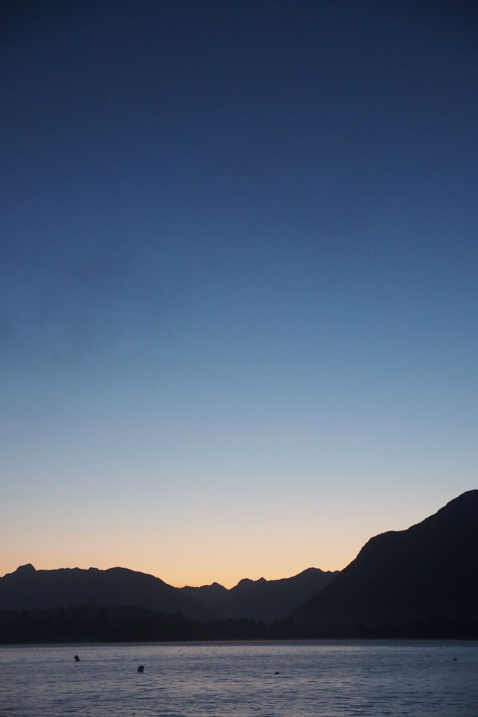 Beauty In Nature Day Mountain Nature No People Outdoors Scenics Silhouette Sky Sunset Tranquil Scene Tranquility Water