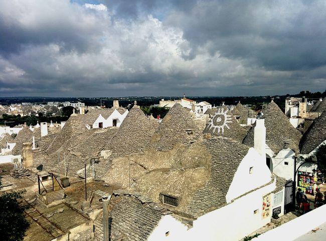 Panorama Panoramic Photography Trulli Houses Trulli Puglia Pugliagram Puglia South Italy Puglia2016