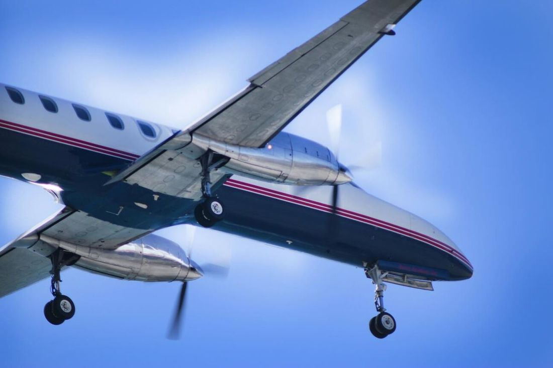 Coranado San Diego Airplane
