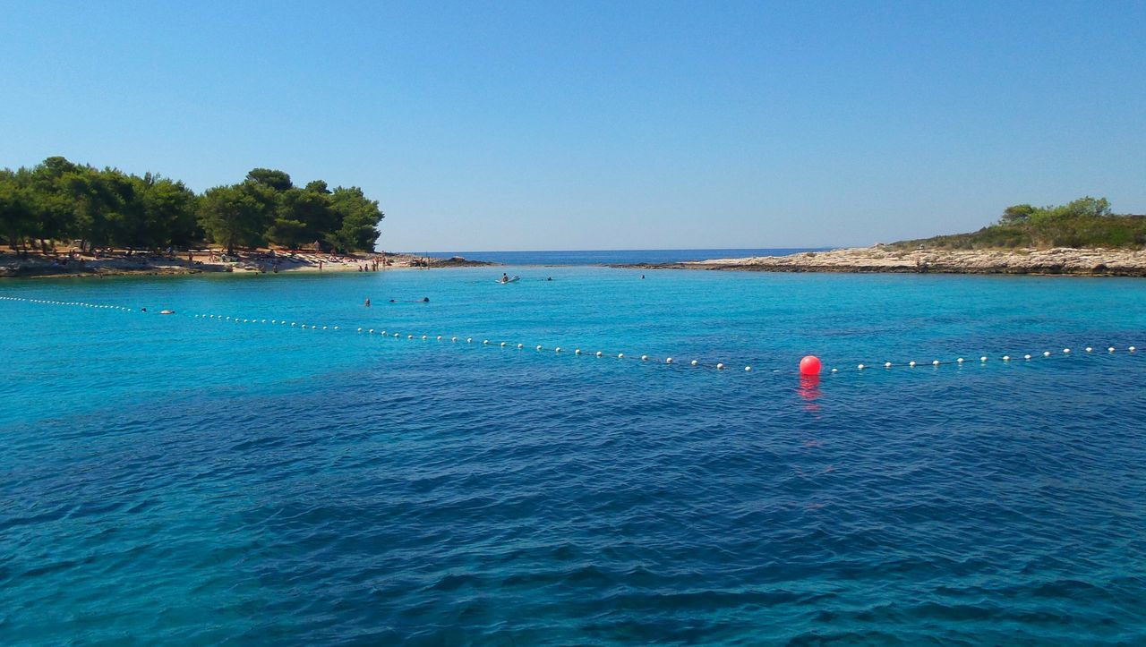 The red point Relaxing Taking Photos Check This Out Fine Art Photography Blue Water Sea And Sky Croatia Miles Away