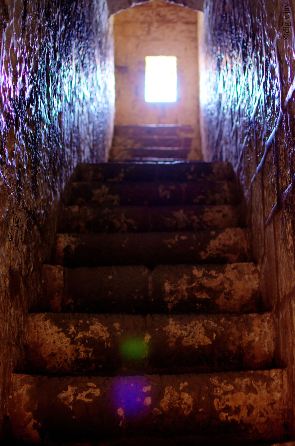 Ancient Architecture Architecture Fort Worth HDR Historical Building Illuminated India Indian Historical Monuments Indoors  Panhala Fort Shivaji Staircase Stairs Stairway To Light Steps Steps And Staircases Sunlight The Way Forward Window EyeEmNewHere Indoors  Fort Ancient History