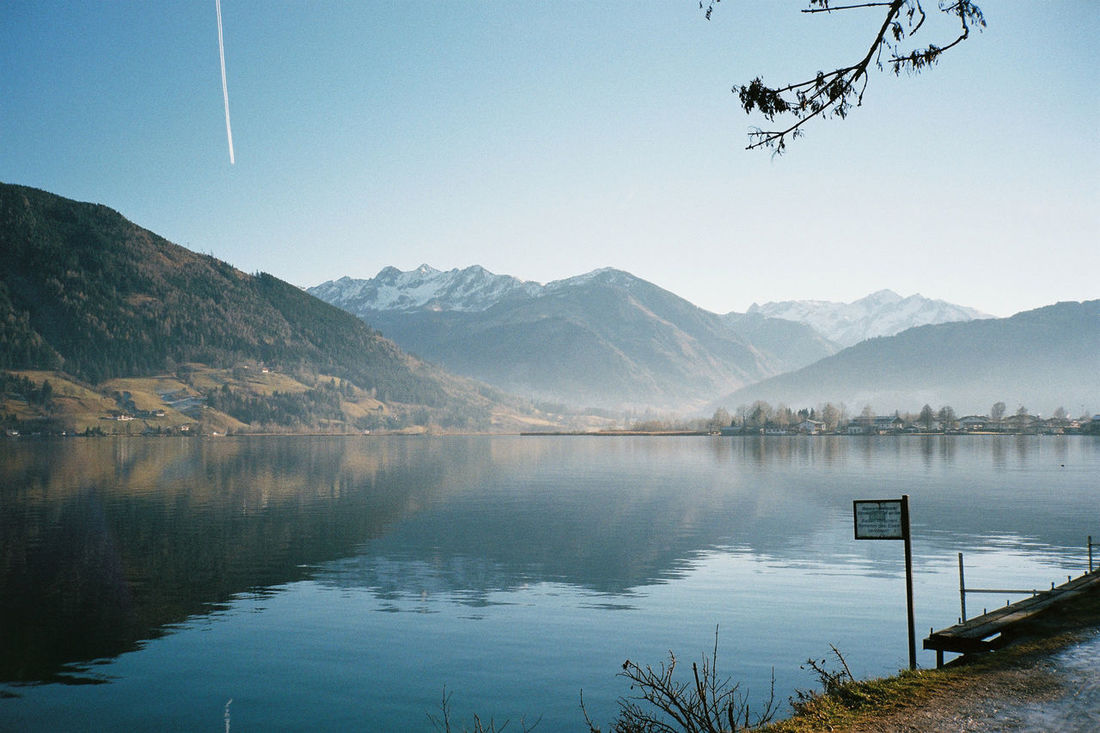 Analogue Photography Beauty In Nature Calm Contaxt2 Countryside Day Film Film Photography Idyllic Lake Landscape Mountain Mountain Range Nature No People Non Urban Scene Non-urban Scene Outdoors Reflection Remote Rippled Scenics Sky Tranquility Water