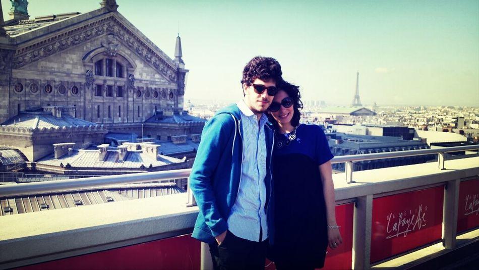 Paris Paris Opera Tour Eiffel Sky And City