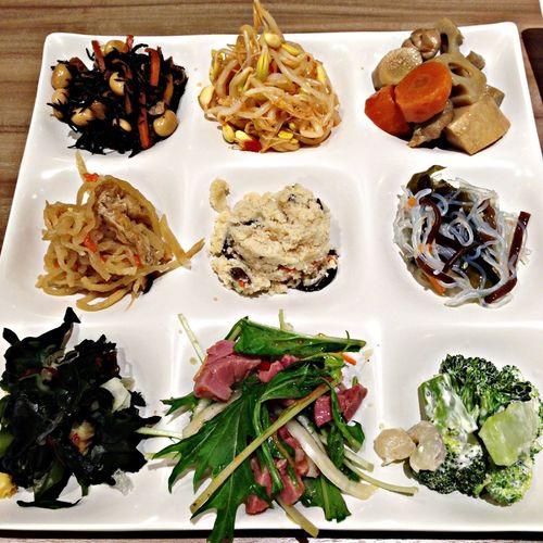 Yummy Lunch Japanese Food おばんざい