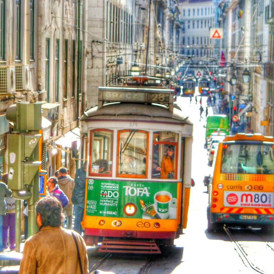 Lisboa Seeing The Sights Hdrphotography Carreira Hdr_pics Lisboa Hdr_arts  Hdr_gallery Hdroftheday Lisbon Lisboa Portugal Hdr_lovers Cityscapes Hdr_Collection Pixoddinary_megacolor Bestpicoftheday Sight HDRphoto Trams