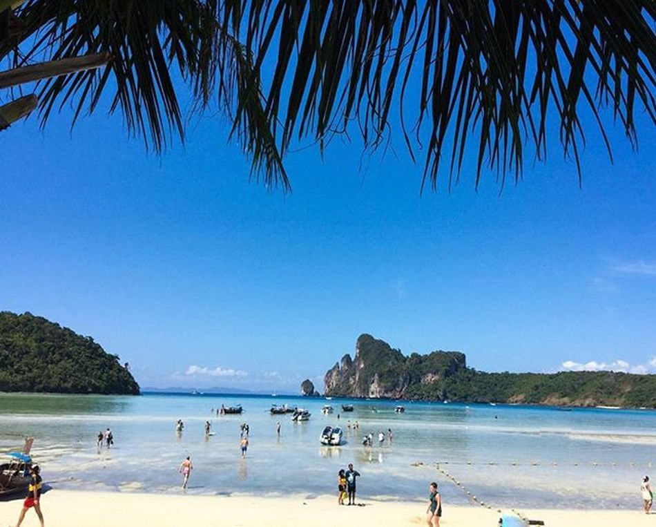 This has to be one of the top rated beach in the world...Ohh Phuket I miss you...!! Phuket Phiphi Island Tropical Beach Paradise Holidays Insta_thailand Instanature Instatravel Instagramers Igers Instaddict