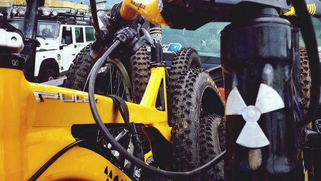 Downhill Bicycle Nukeproof Ecuador On Your Bike