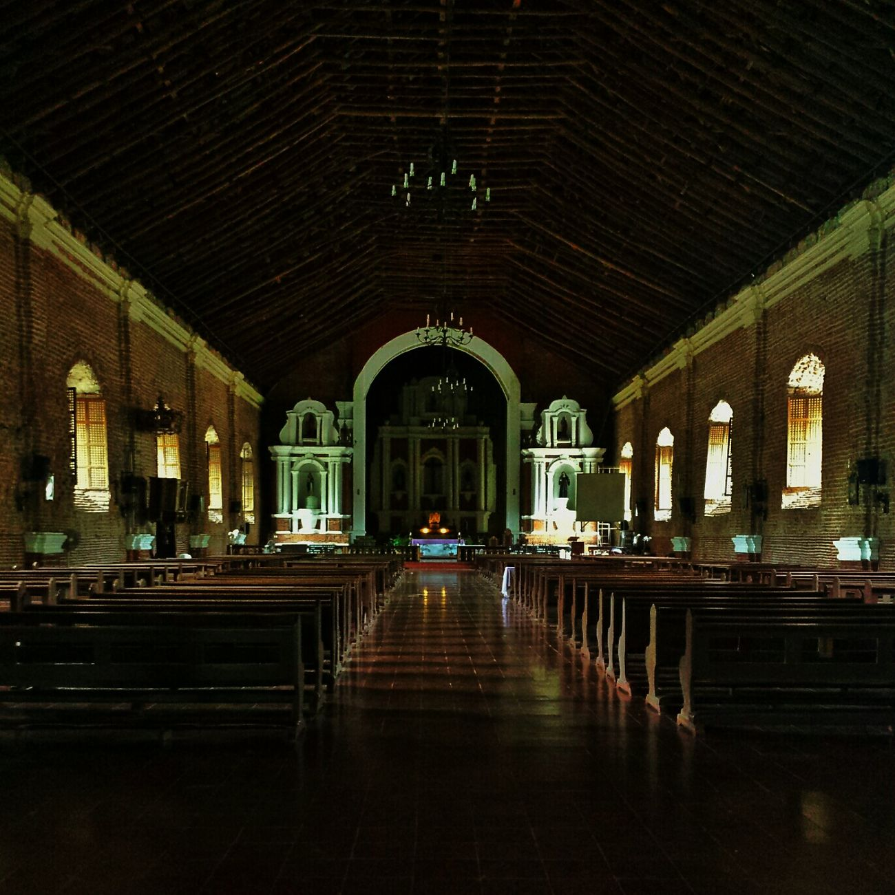 aisles and altar behind closed doors || Light And Shadow Pilipinas History Darkness And Light