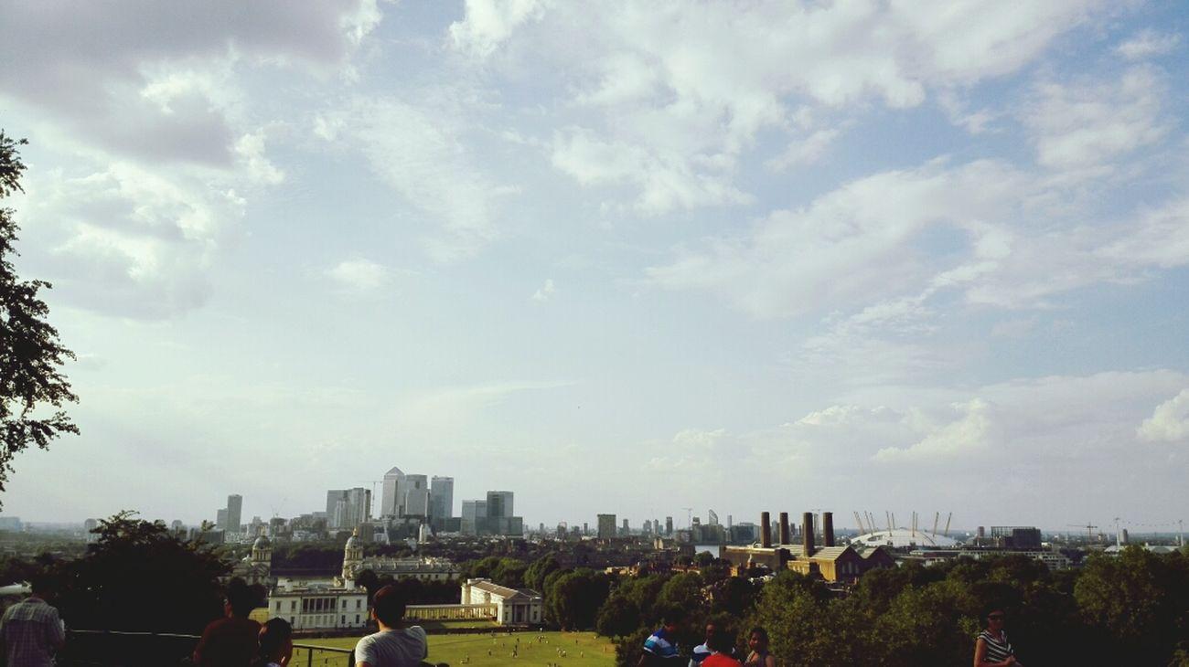 Greenwich Park London View