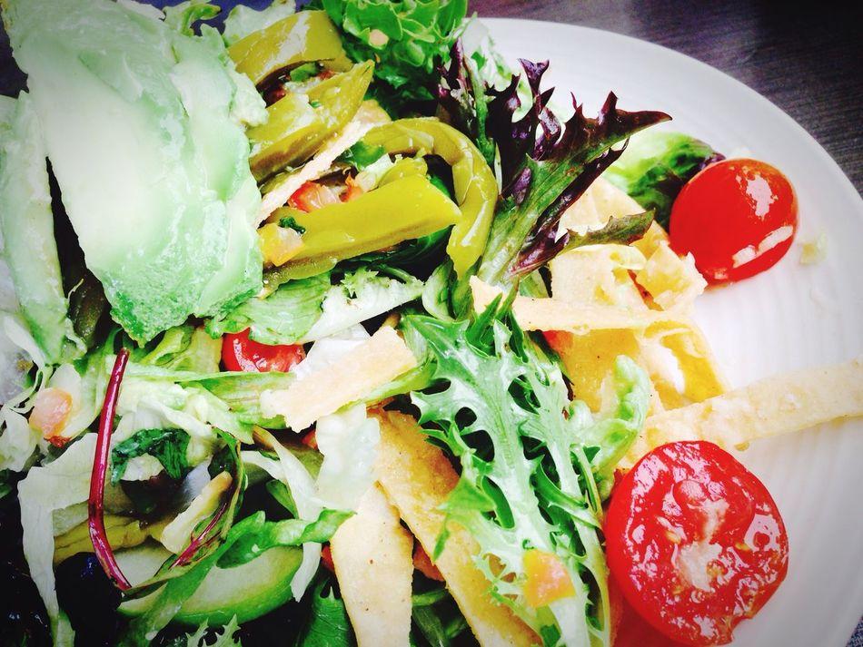 Vegan Food Salad Veganfoodporn
