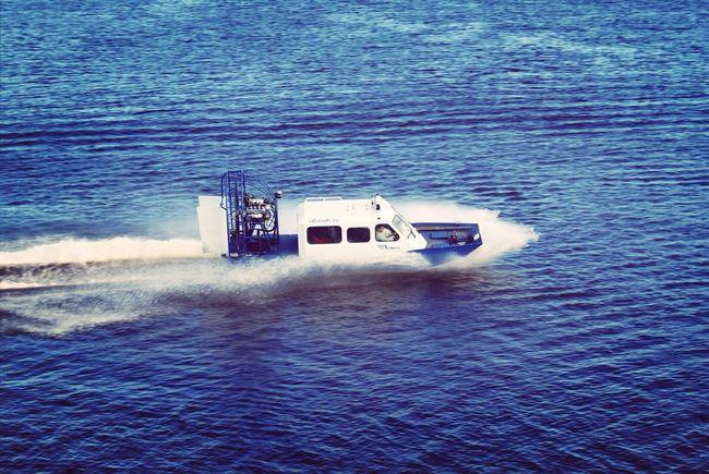 Water Airboat Speed Motor First Eyeem Photo