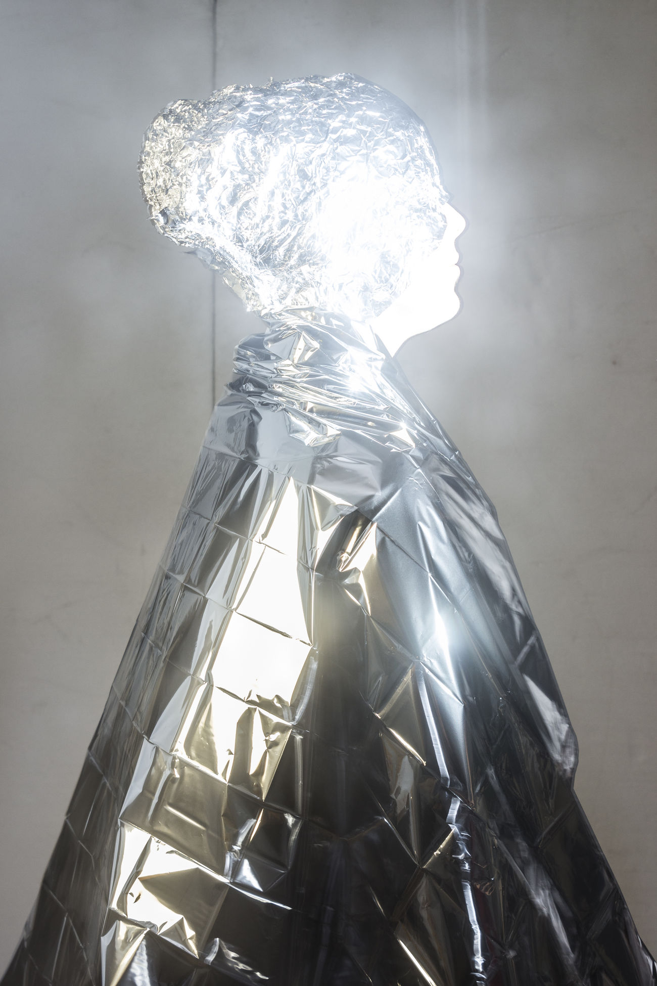 Day Futuristic Indoors  Light Model No People Sculpture Space Blanket Statue The Portraitist - 2017 EyeEm Awards