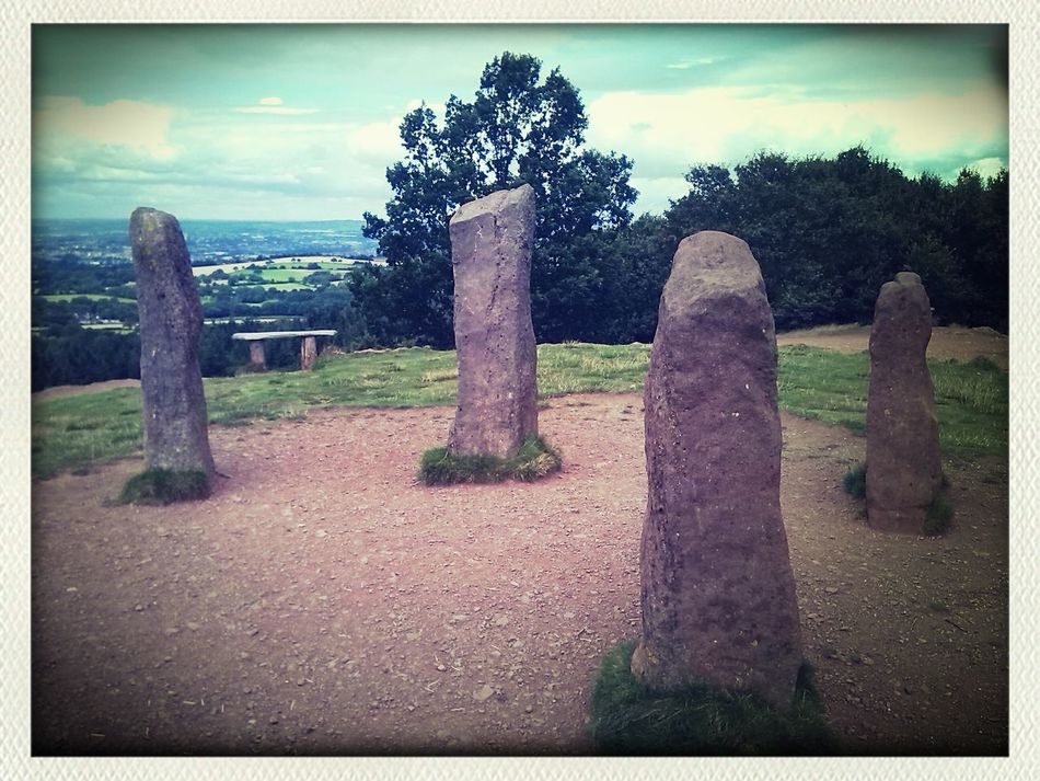 Old Stones Walking