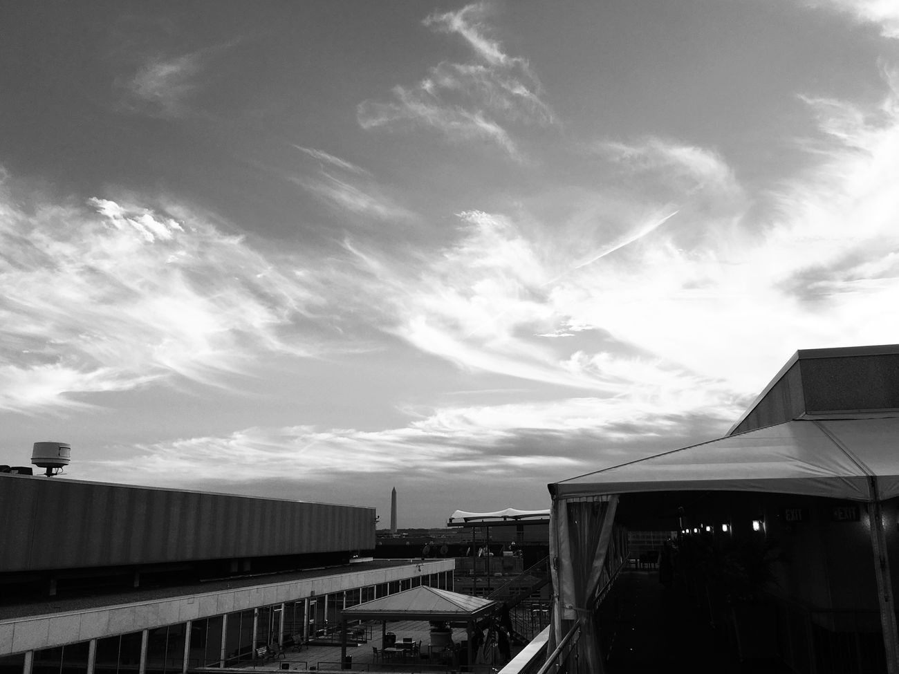 Sky Cloud - Sky Architecture EyeEm Best Shots - Black + White Streetphotography Architecture Blackandwhite Eye4photography  Washington, D. C. Blancoynegro Bnw