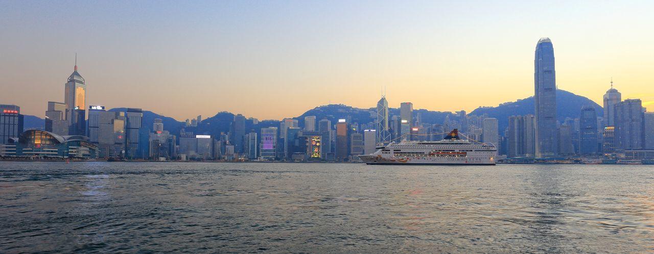 Hong Kong Hong Kong Harbour Hong Kong Victoria Harbour