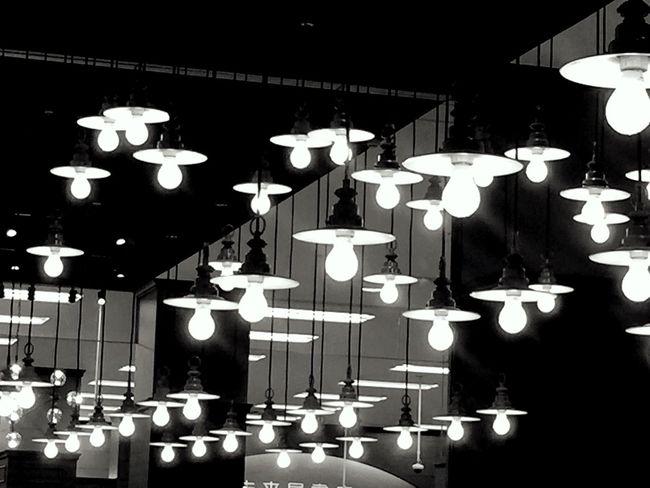 Lamps Store Decor B&w The Architect - 2016 EyeEm Awards