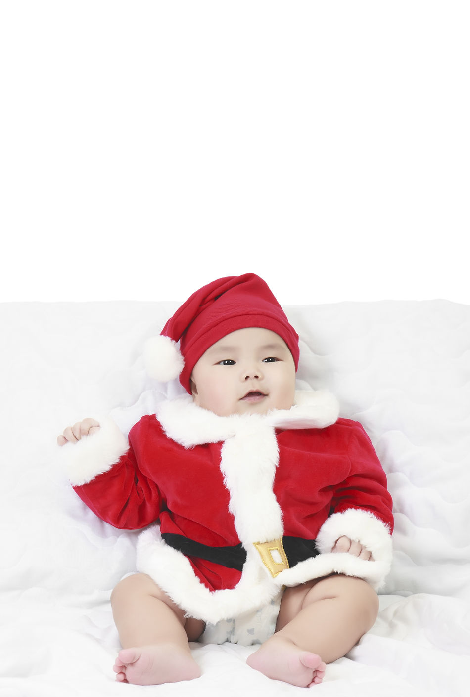 Beautiful stock photos of santa claus,  2-3 Years,  Baby,  Babyhood,  Christmas