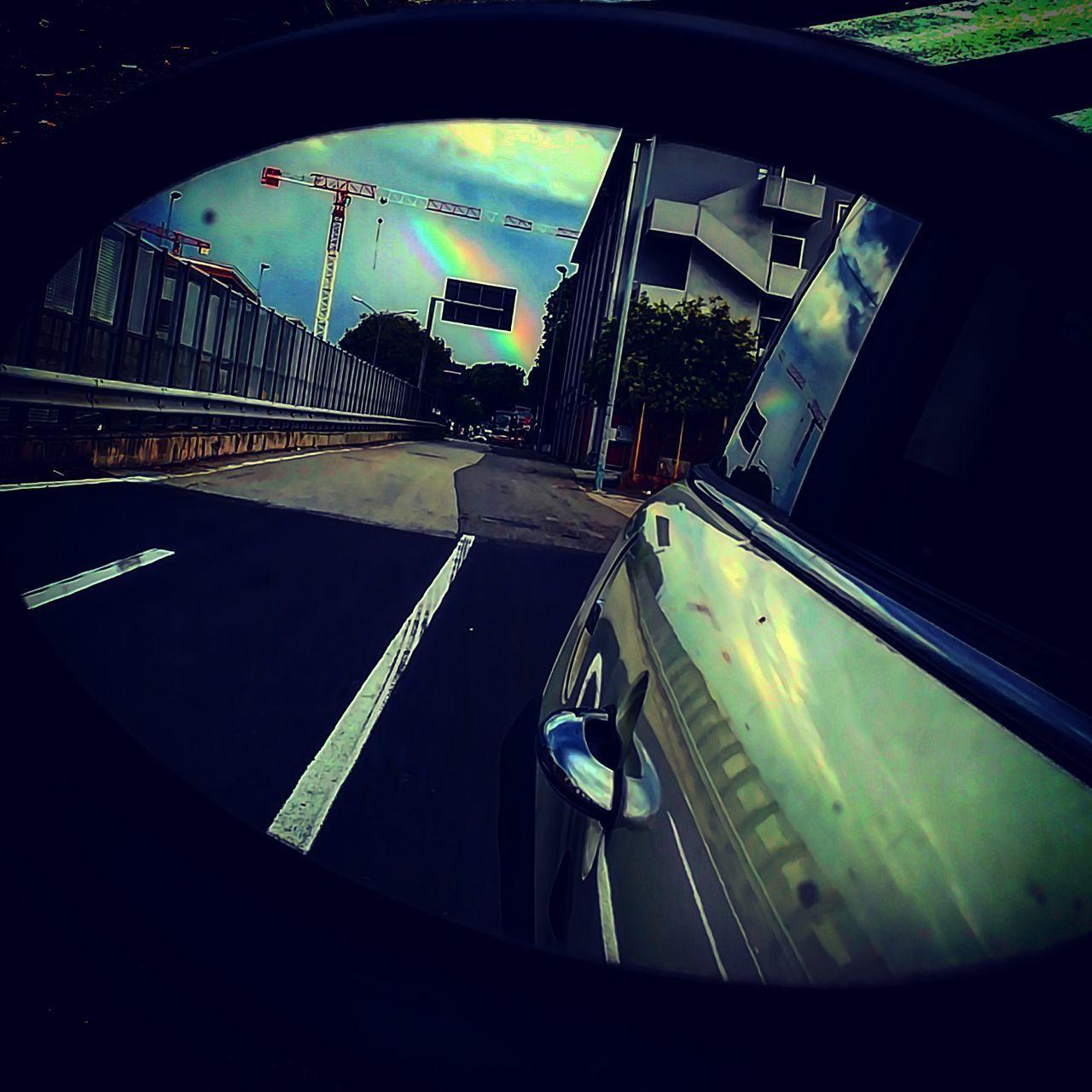 Rainbow Sky Travelphotography Arcobaleno