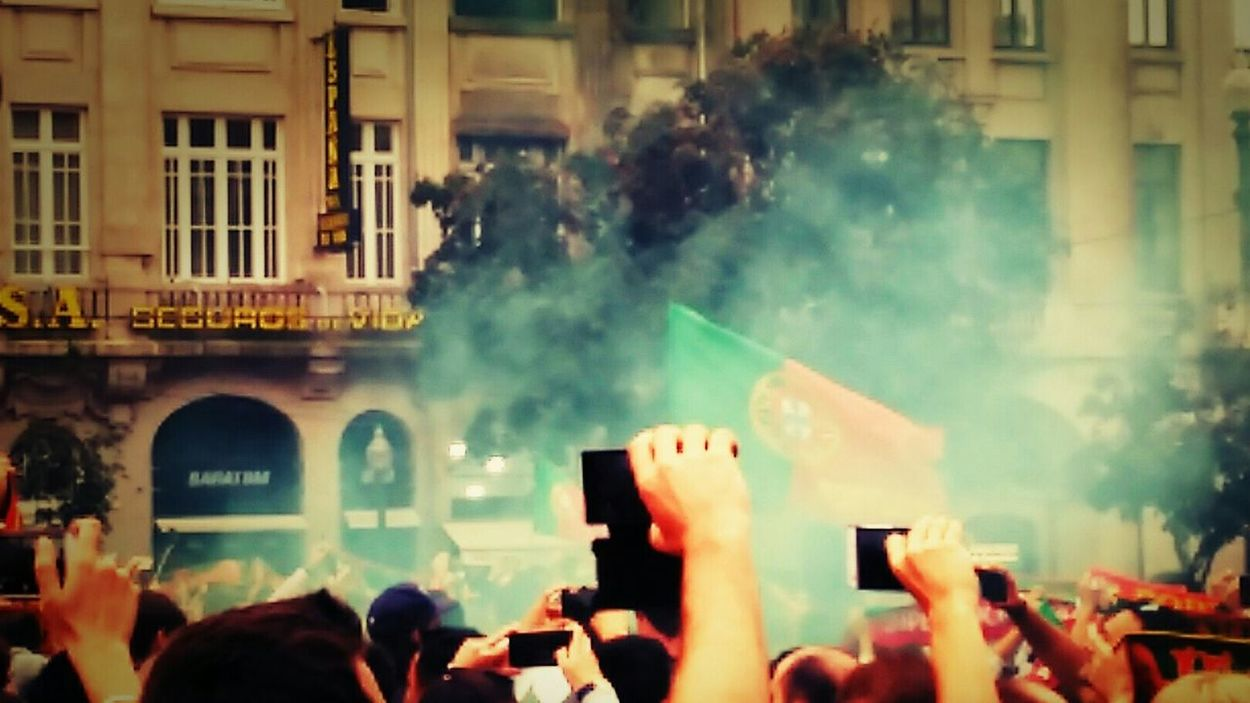 Portugal Anthem before Euro2016 quarter finals game against Poland. Showcase June Portugal Euro2016 Euro2016win Football Football Fever Football Fans
