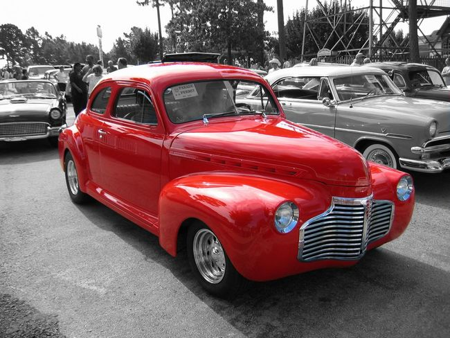 Check This Out Colorsplash Red Bright Colorful Classic Car Car Show American Classics Getting Creative Getting Inspired EyeEm Best Shots EyeEm Best Edits Photo Editing Creative CreativePhotographerArkansas EurekaSprings,AR Eureka Springs EyeEm Gallery Eye4photography  Vintage Cars 50's Cars Eyem Best Shots Blastfromthepast Taking Photos