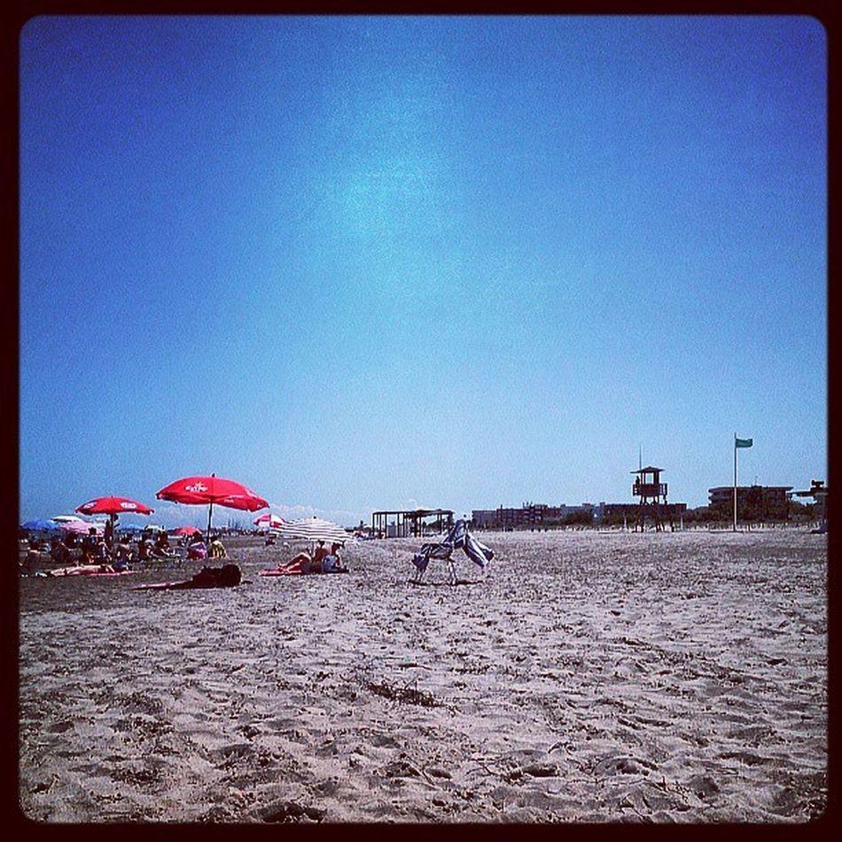 PlayaBeach Canet Sol Sun calorrelaxspainValenciaespaña
