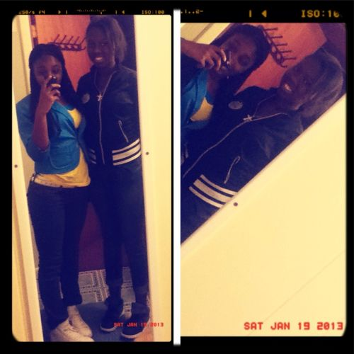 Me and Bestfriend !