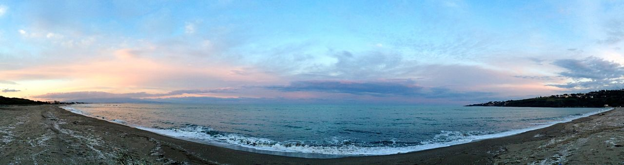Freedom Sea Sea And Sky Seaside Seascape Sea View Panoramic Panoramic Photography Panoramic View Panoramic Landscape Panoramashot Live Your Dream .. Share Your Passion .. Here I Am Nature Learn & Shoot: Simplicity Landascape Sicily Sicily ❤️❤️❤️ Sicilysummer Sicilyphotography