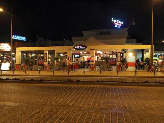 Traveling Streetphotography Street Life Night Lights Cyprus Aianapa