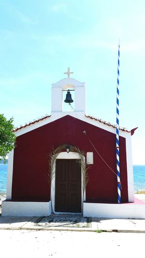 Take me to church 💒💒 Perfect Vacantion!!! Island Of Spetses Onlywithmyhubby Love And Romance The Best From Holiday POV Greek Islands Summer Views Spetses Greece