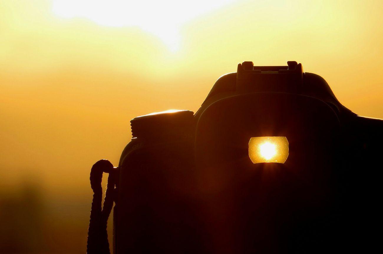 Taking Photos Sunset Sunlight Finder Eos7d
