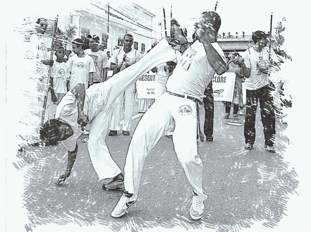 Capoeira / Feira de Santana - Bahia - Brasil Lifestyles Motion People City Culture Tradition Dance AFRICAN CULTURE Fight Harmony