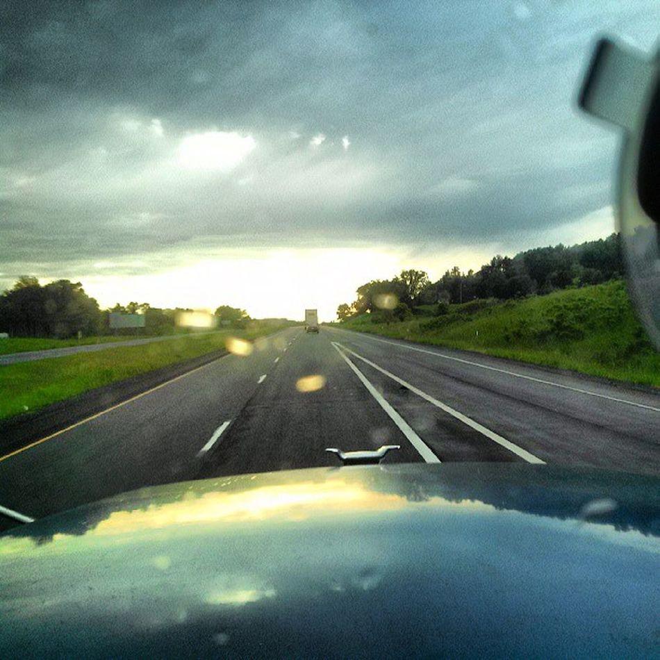 Truckerslife Sunset_rising