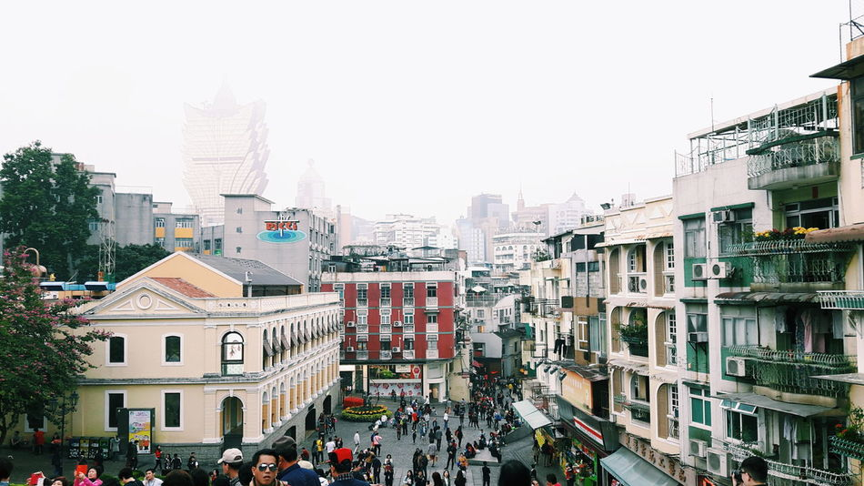 SenadoSquare Macau Building Vacation Landscape Travel Travel Photography View PeopleEverywhere Streetphotography Life Cities
