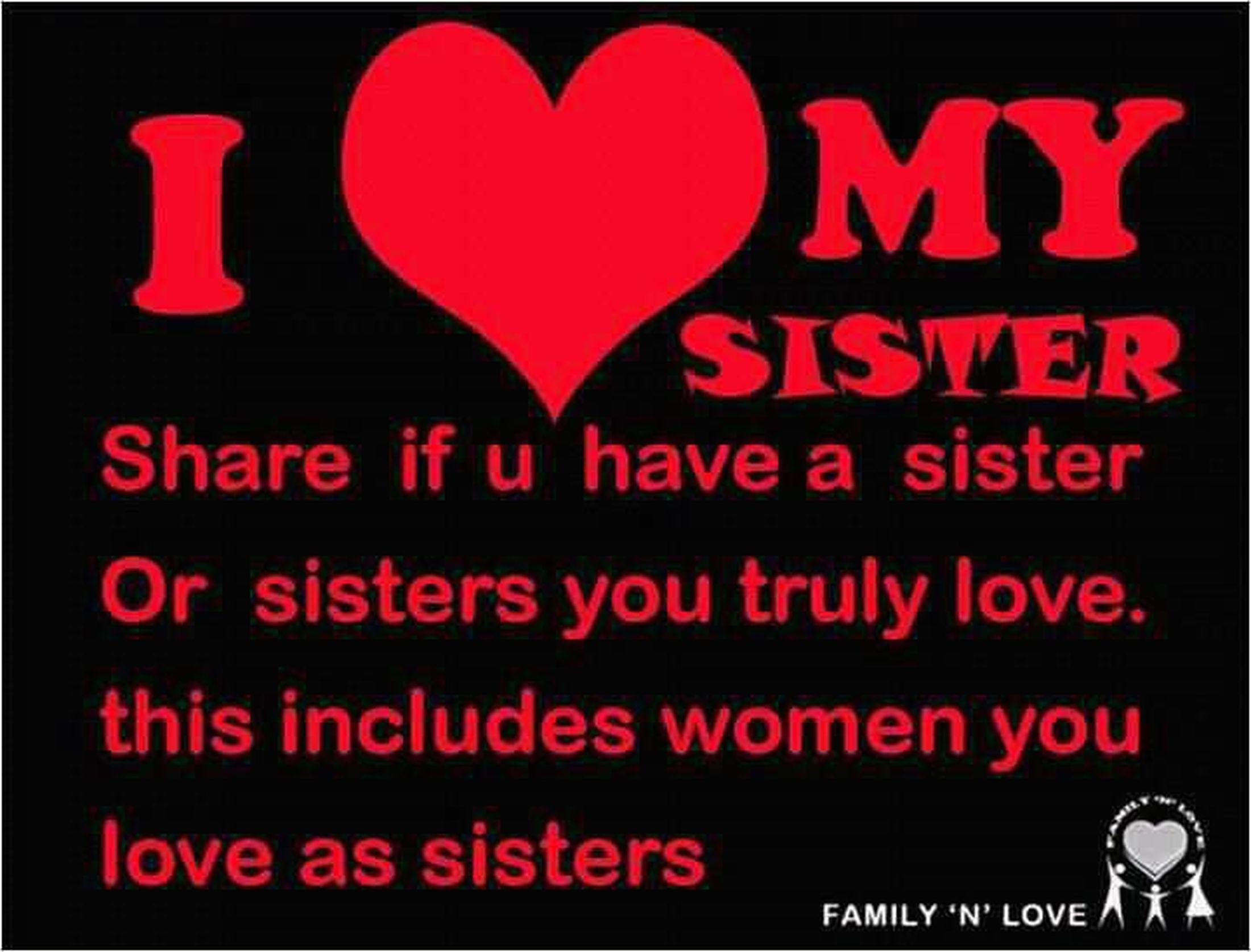 I Love My Mama-Sis <3