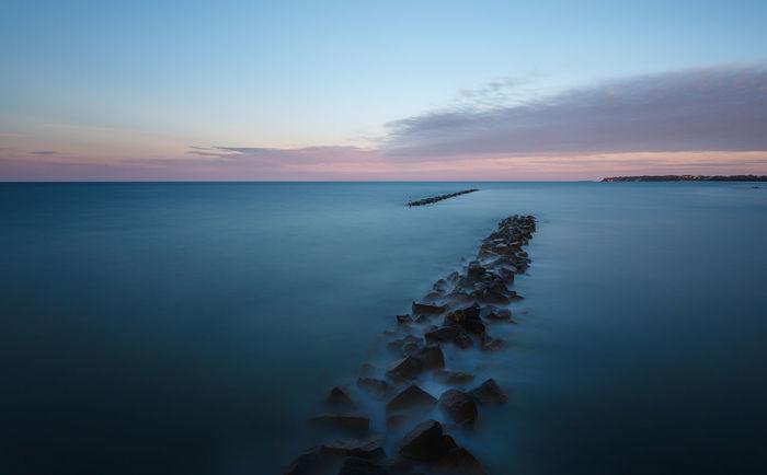 Rügen Baltic Sea Seascape Long Exposure Fineart EyeEm X WhiteWall: Landscapes