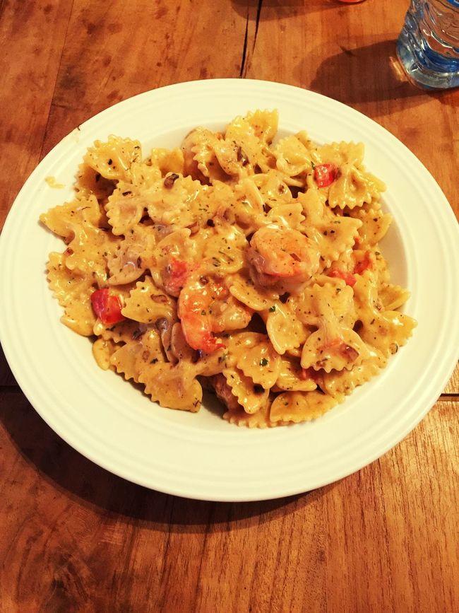 Food Scampi Pasta Pasta Nomnomnom Tomatoes 👌🏼🍝🍤