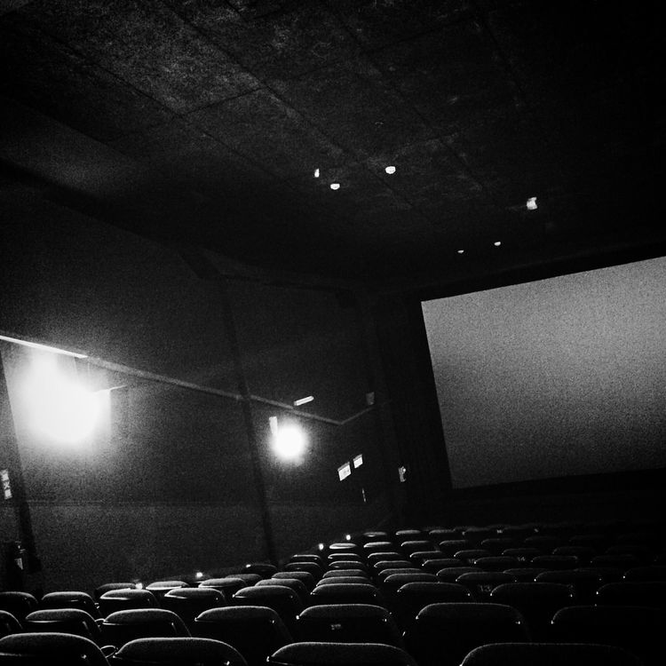 MOVIE Movie Theater Night Lights